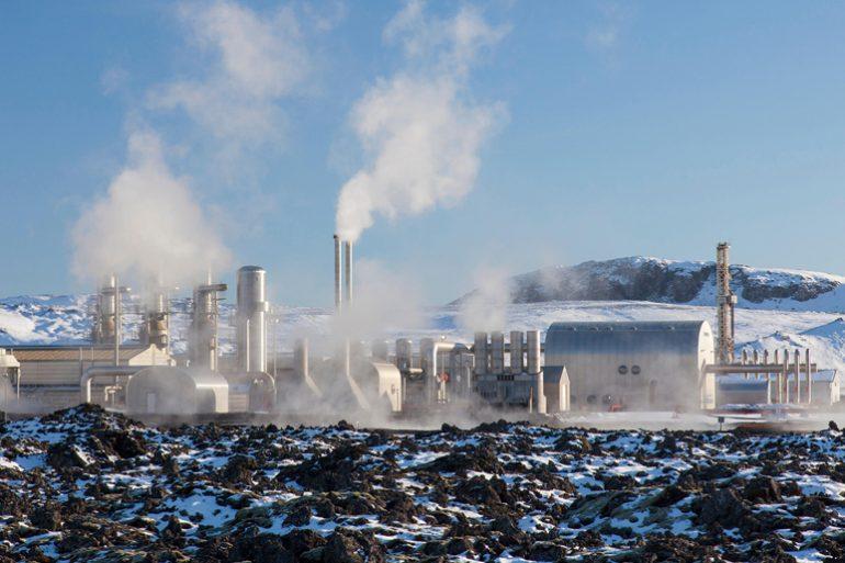 Geotermia in Islanda