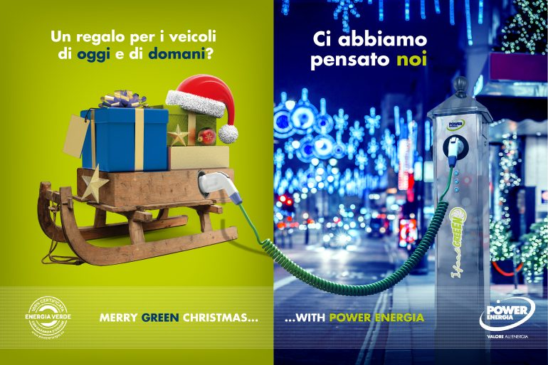 Merry GREEN Christmas with Power Energia