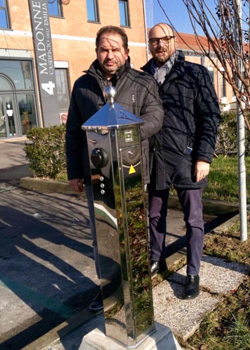 Andrea Nascimbeni e Cristian Golinelli