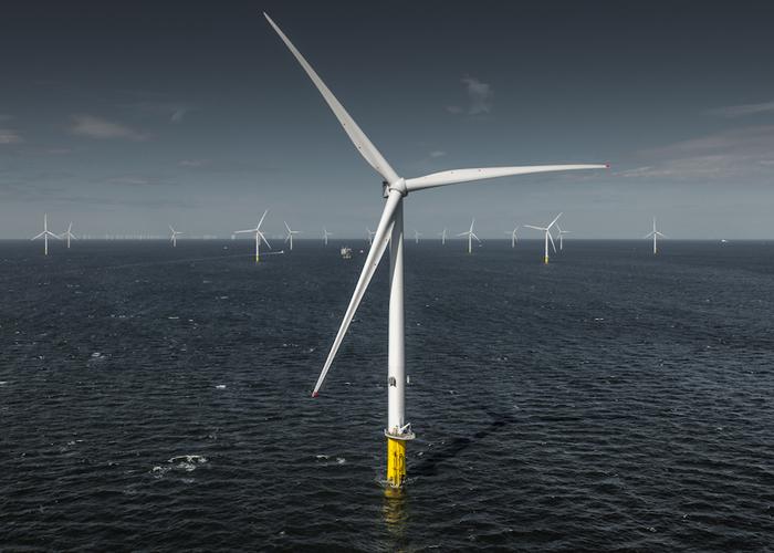 La più alta turbina eolica del mondo è a Burbo Bank