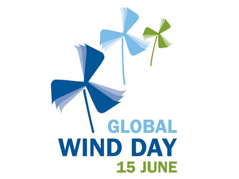 Il Global Wind Day è il 15 Giugno