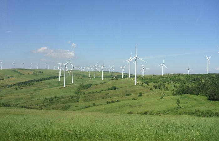 La Puglia è la prima regione d'Italia per presenza di impianti eolici