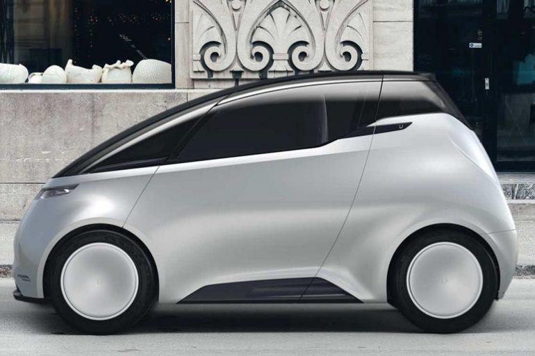 Uniti One, city car elettrica