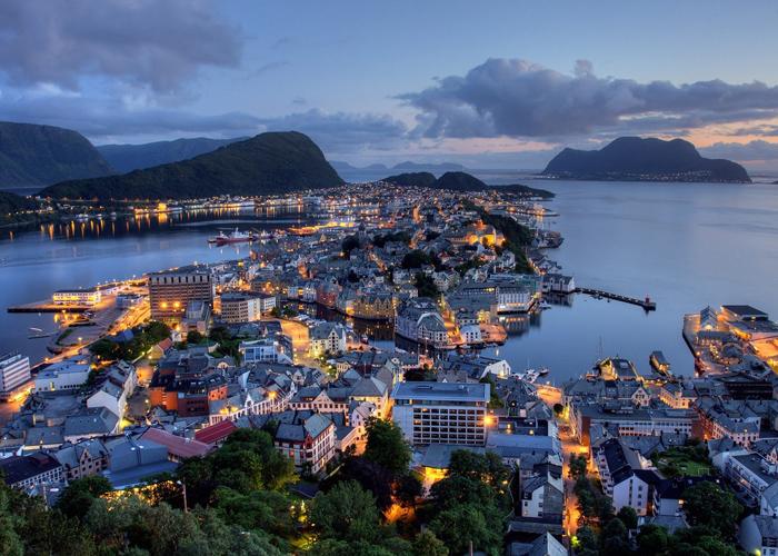 Il passo in avanti della Norvegia