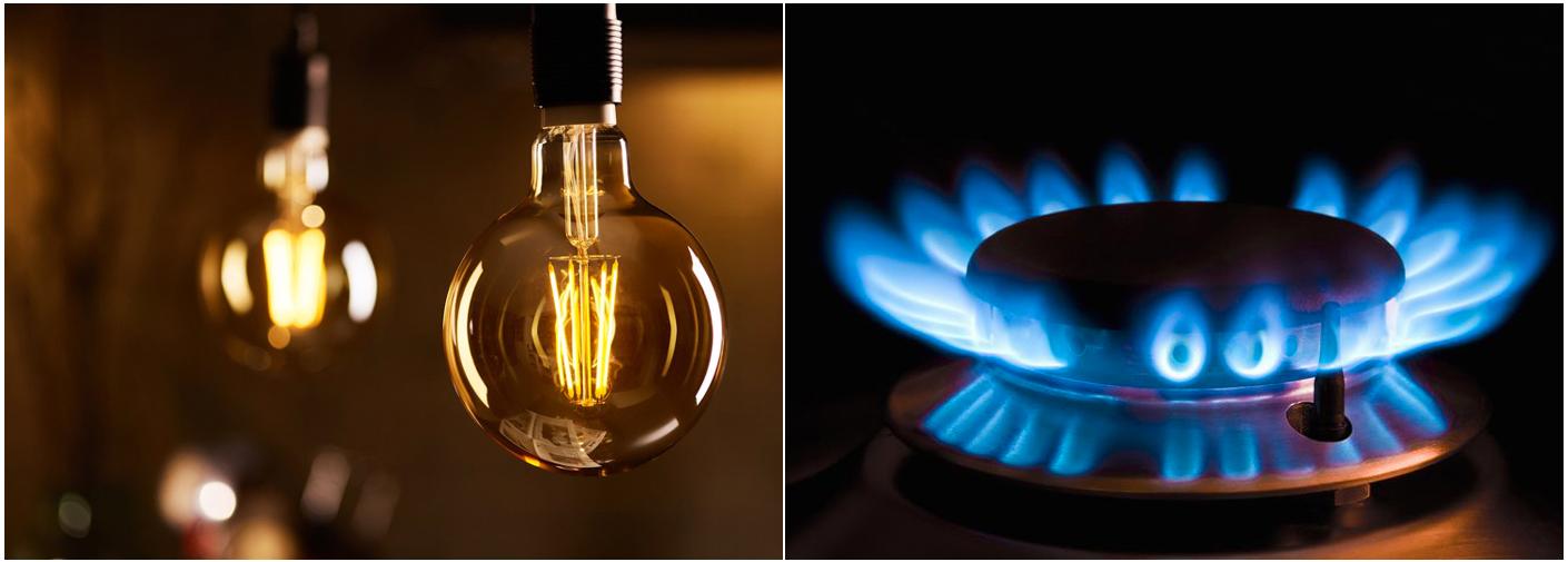 Risparmiare su gas e luce si può!