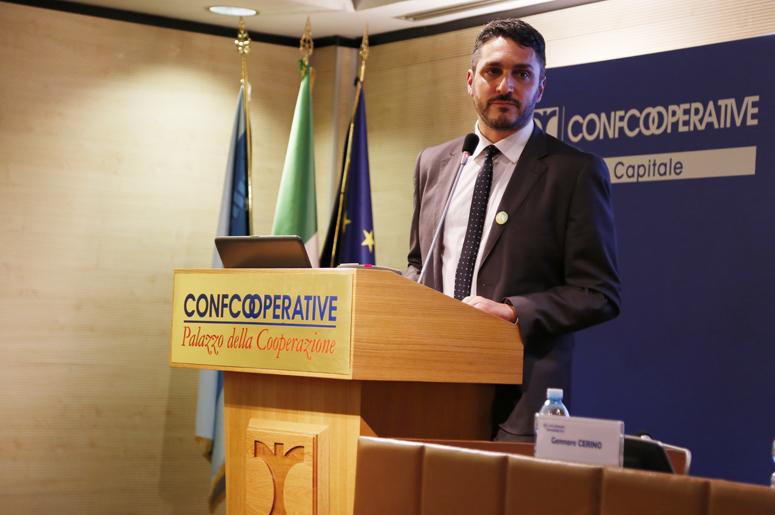 Marco Marcocci, la nuova Presidenza (foto di Francesca Salvati)