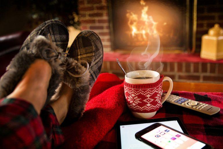 Scaldarsi in inverno: come limitare gli sprechi di calore