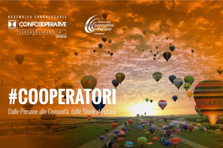 #COOPERATORI, L'ASSEMBLEA DI CONFCOOPERATIVE UMBRIA