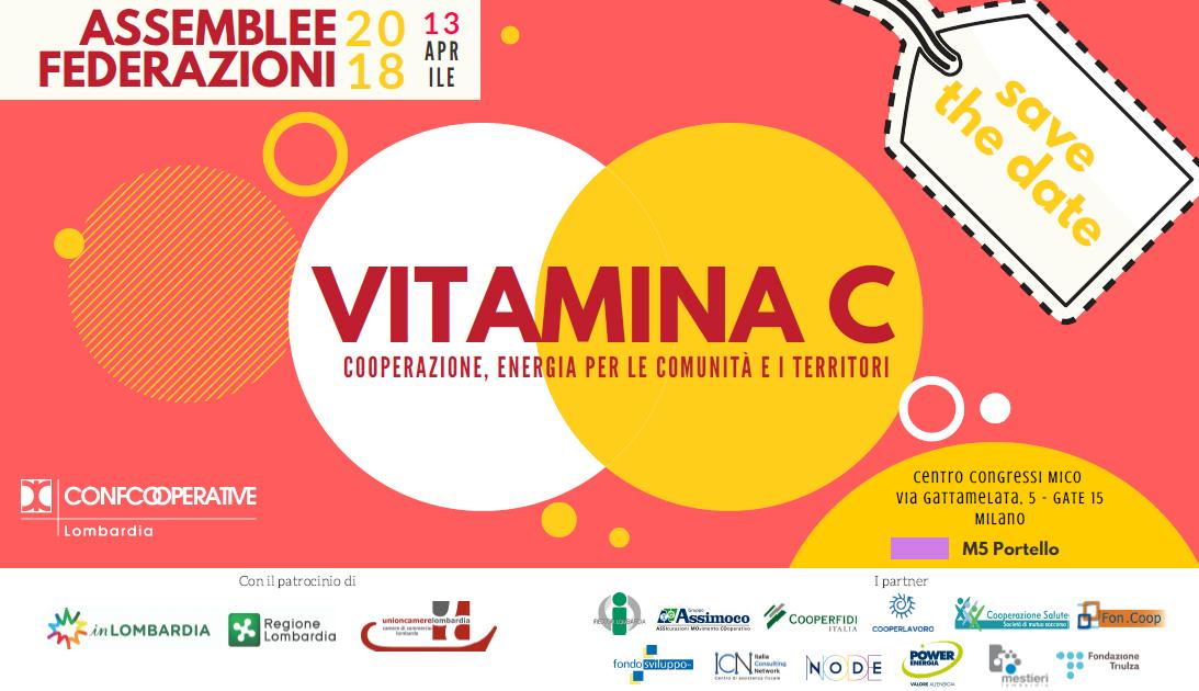 Vitamina C - Cooperazione, energia per le comunità e i territori