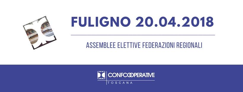 Assemblee elettive federazioni regionali, Toscana