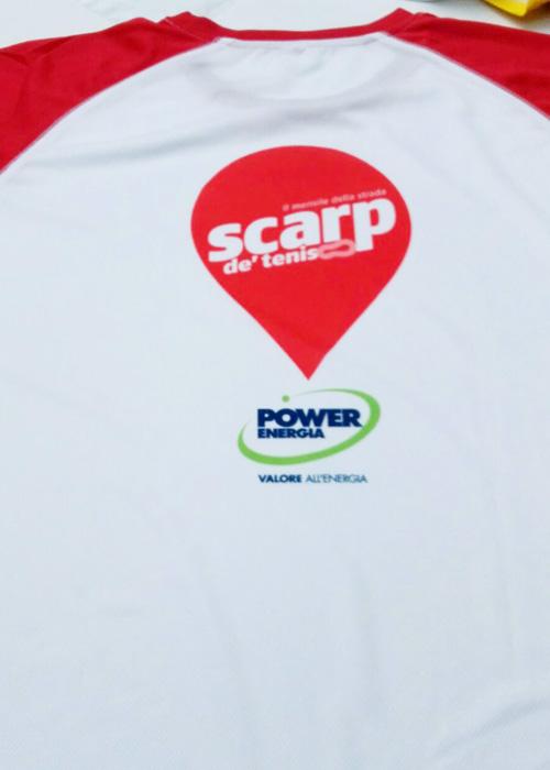 Squadra Power Energia e Scarp de' Tenis