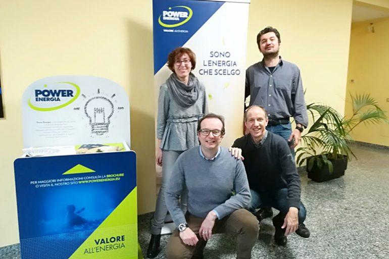 Power Energia e Scarp de' Tenis, l'energia solidale corre per le vie di Milano
