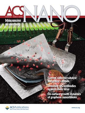 ACS Nano, rivista dei ricercatori della Soochow University