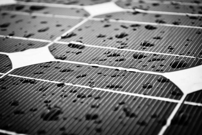 Pioggia e fotovoltaico: nasce una nuova amicizia