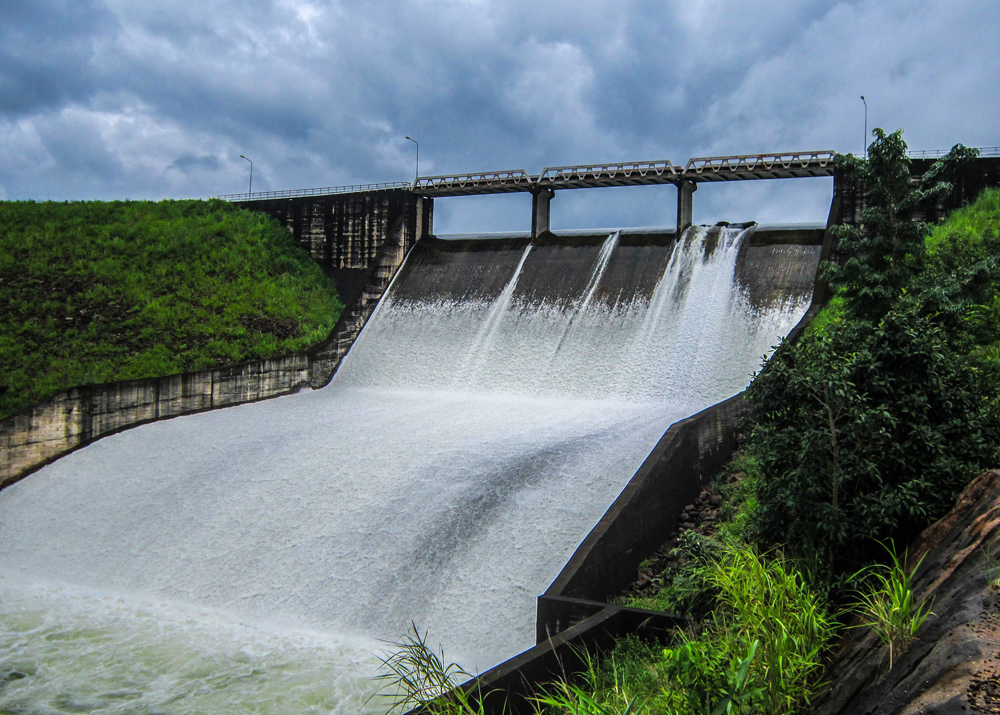 Il forte aumento della produzione idrica: +72%