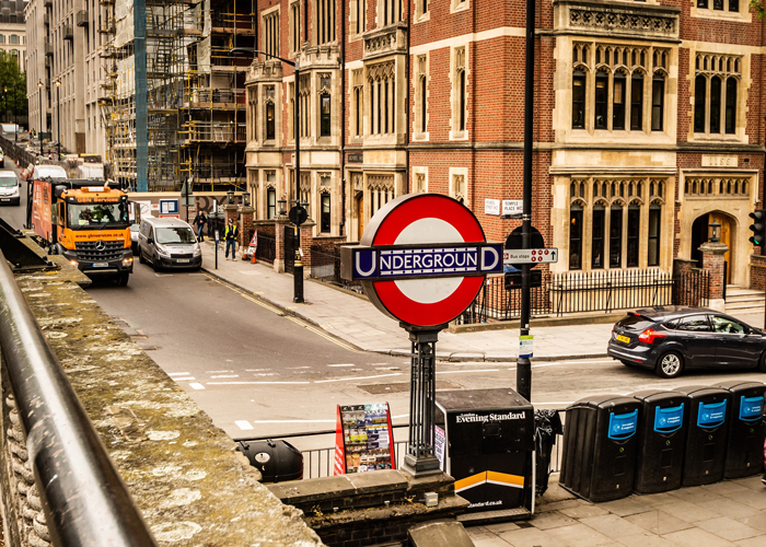 Underground, metropolitana londinese