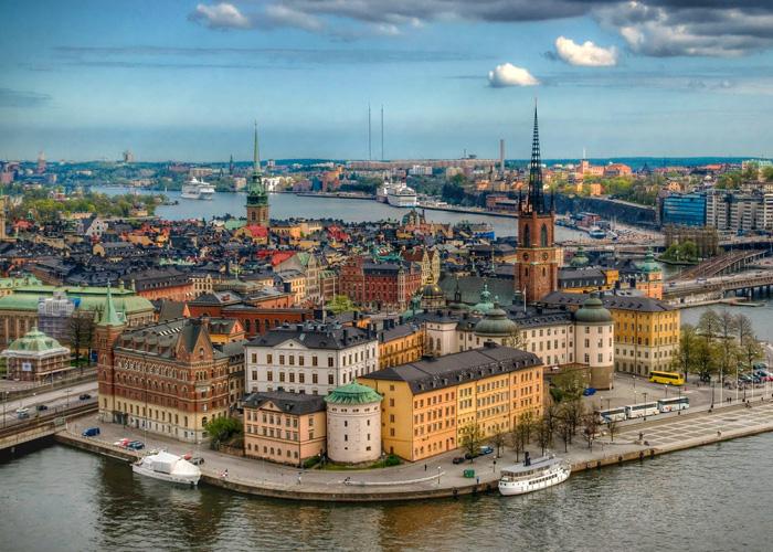 Più efficenza energetica per le città europee - Stoccolma