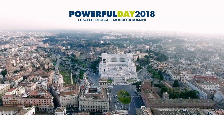 Powerful Day 2018, uno sguardo verso le energie del domani.