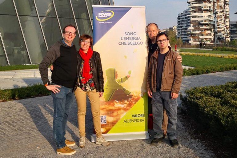 Power Energia e Vivi Down Onlus insieme alla Milano City Marathon