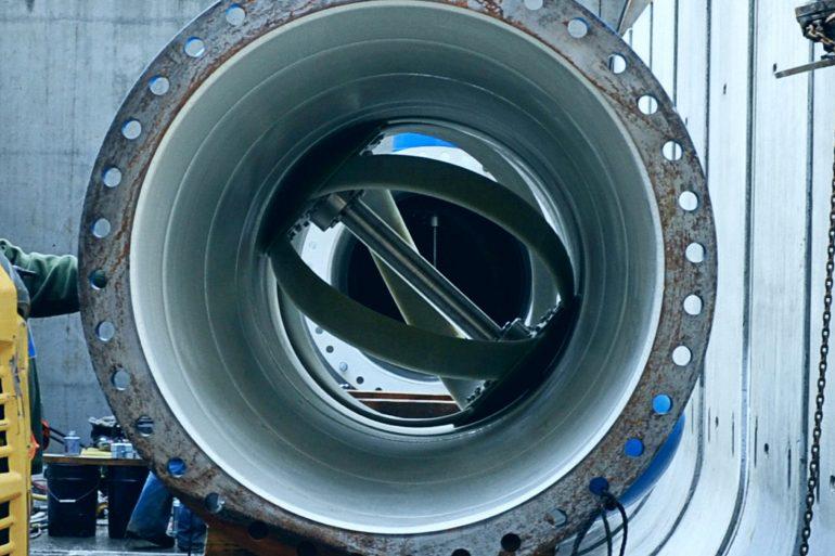 Energia dalle tubature domestiche: il sistema idroelettrico green di Portland