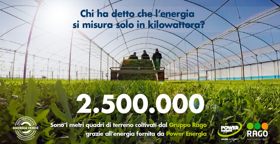 Rago Group sceglie Power Energia come partner energetico