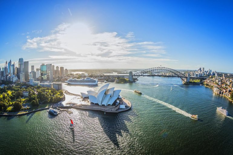 Sidney completa la transizione verso l'energia rinnovabile